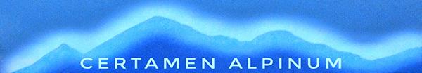Certamen Alpinum Concorso