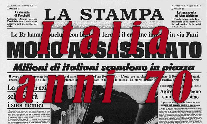 Italia Anni 70
